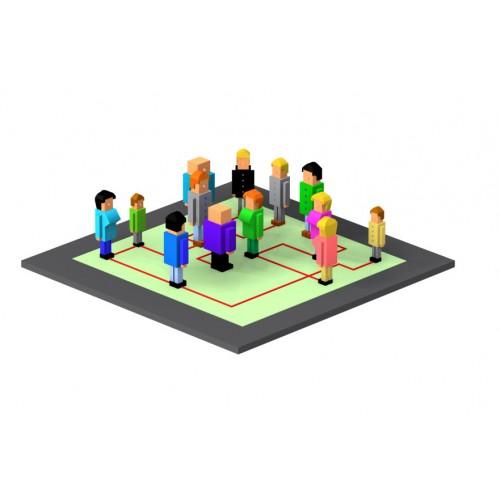 Odpolední rodinné a firemní konstelace